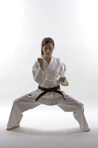 Karate for women