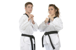 Karate for teens